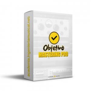 🎓 Objetivo Mastering Pro
