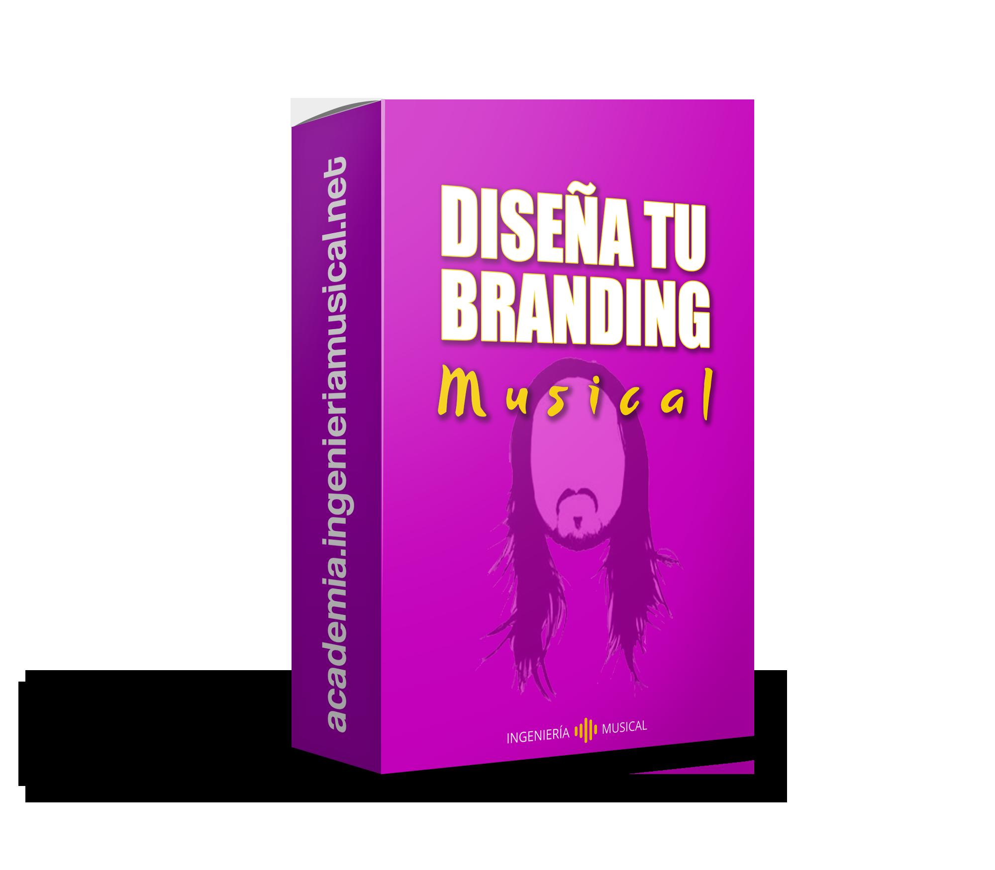 Diseña tu branding musical