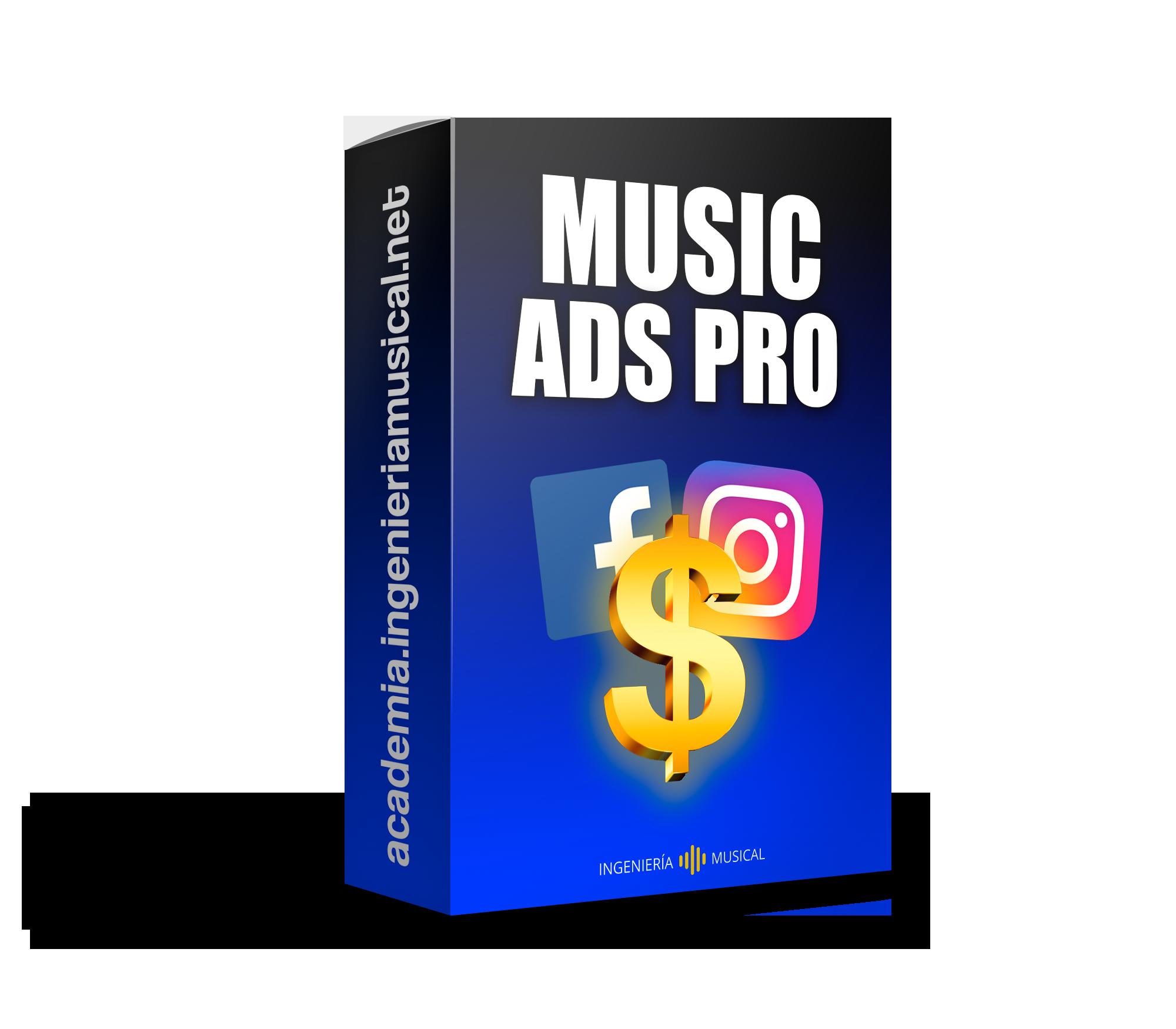 Music ADS Pro