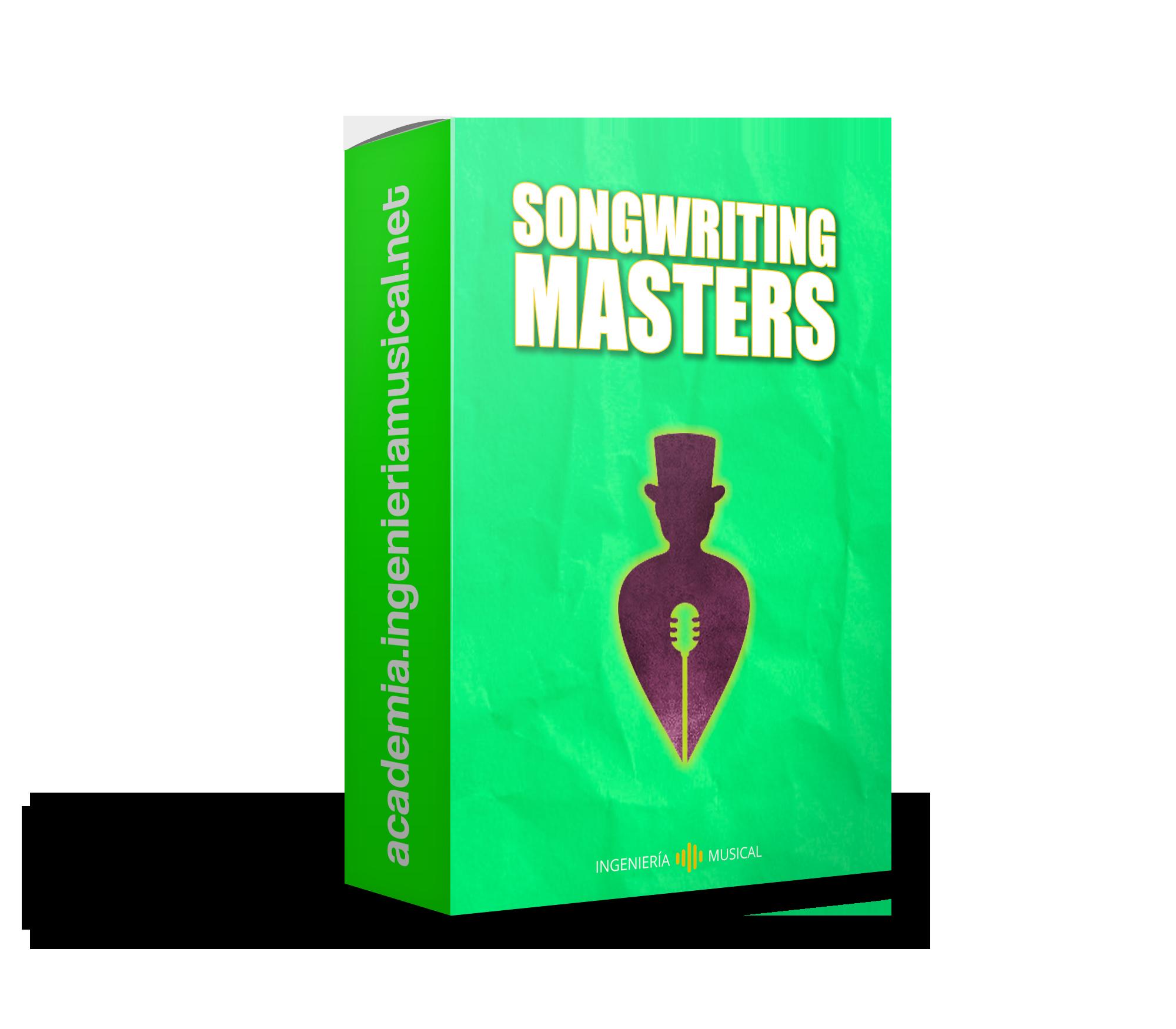Lee más sobre el artículo Songwriting Masters